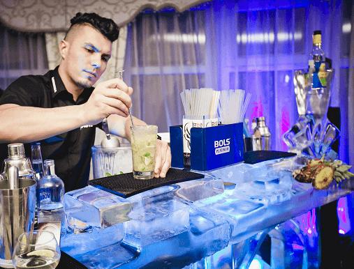 Mobilny bar w Krakowie